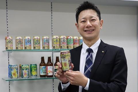 缶チューハイの元祖・宝酒造 レモンサワーの種類は無限にある(画像)