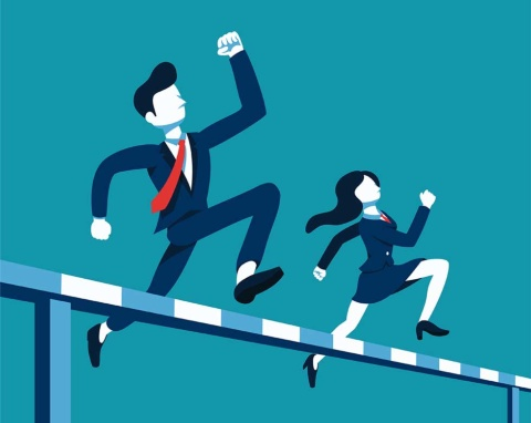 データ分析のスキル習得には、様々なハードルがある。一般的なビジネスパーソンがまず目指すべきものと得るべきスキルセットとは(写真/Shutterstock)