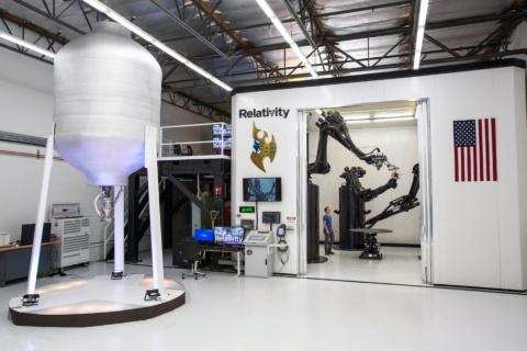 """ロケットも3Dプリンターで""""印刷""""、火星でも製造目指す(画像)"""