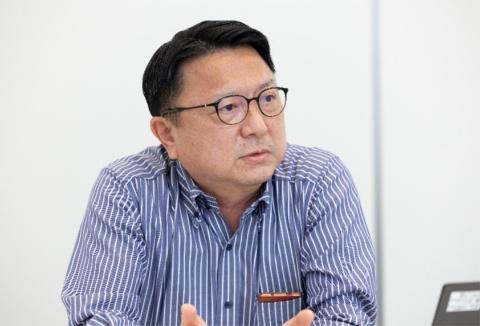 戦略企画部リーダーの本村雅洋氏(写真/丸毛透)