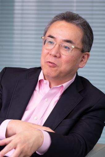 「在宅勤務制度を以前から検討していた」という松田氏