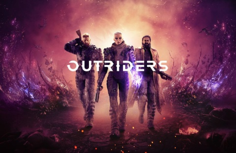 """『OUTRIDERS(アウトライダーズ)』(c) 2021 Square Enix Limited. All rights reserved. Developed by PCF Group S.A. SQUARE ENIX and the SQUARE ENIX logo are registered trademarks or trademarks of Square Enix Holdings Co., Ltd. OUTRIDERS is a registered trademark or trademark of Square Enix Ltd. People Can Fly and the People Can Fly logo are registered trademarks, all used courtesy of People Can Fly Sp. z o.o. """"PlayStation"""" and the """"PS"""" Family logo are registered trademarks and """"PS5, PS4"""" are trademarks of Sony Interactive Entertainment Inc."""