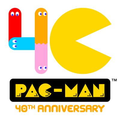 パックマンは2020年に40周年を迎えた