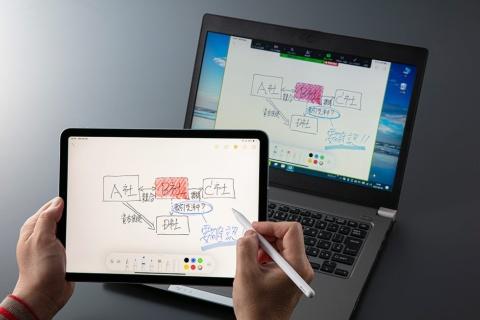 パソコン&iPadの二刀流でリモートワーク効率化 プロの技を伝授(画像)