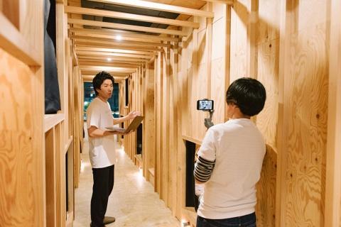 満床続出の「オンライン宿泊」 ゲストハウスが仕掛ける斬新接客(画像)