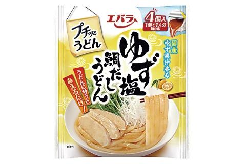 【食品】プチッとうどん(エバラ食品工業)