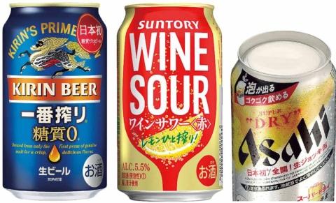 「生ジョッキ缶」だけじゃない! 酒類売れ筋&ブレイク候補10(画像)