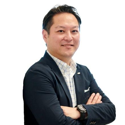 「企業文化を素早く変える方法として、デザイン思考が使いやすいと判断した」と語る執行役員常務 CIO兼CDXO補佐の福田譲氏