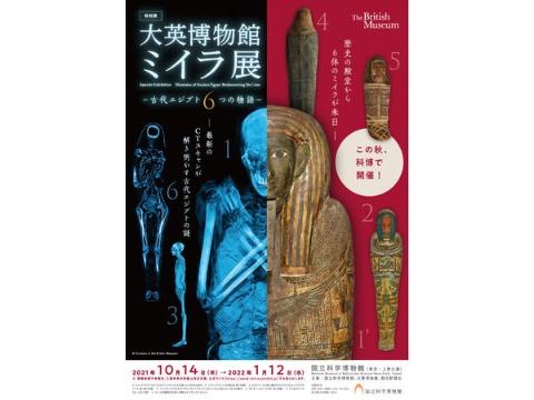 上野で「大英博物館ミイラ展」開催 未来消費カレンダー新着情報(画像)