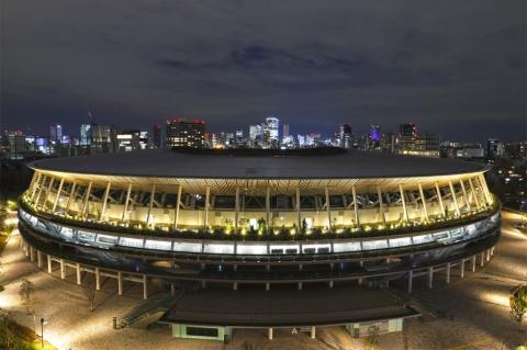 大会期間中、国立競技場が歓声に包まれることはなくなった(写真/yu_photo / Shutterstock.com)