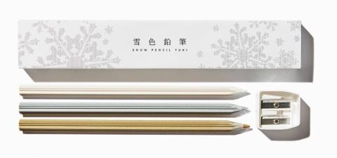 削りかすが花びらになる「花色鉛筆」 デザインと環境配慮を両立(画像)