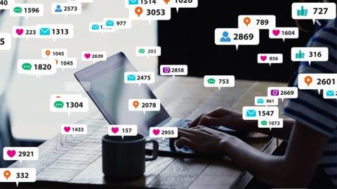 SNSを使ったマーケティングに取り組む企業がますます増えている(写真/Shutterstock)