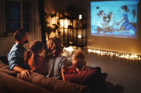 家族の温かさや愛を感じる映画も挙がった(写真/Shutterstock)