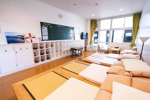 ■保田小学校(千葉県)