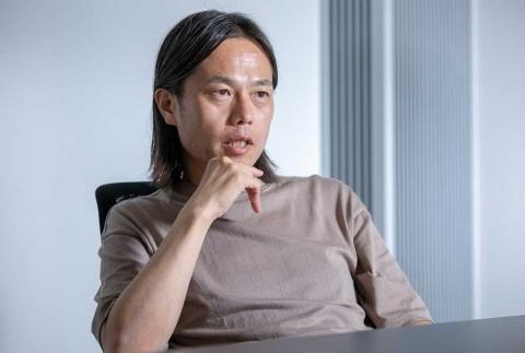 ナインアワーズ代表取締役 Founderの油井啓祐氏(写真/丸毛 透)