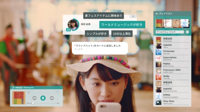 「KARTE」の「ライブ」機能を使えば、リアルタイムに訪問者の利用画面を見ながらWebサイト上で接客が可能になる