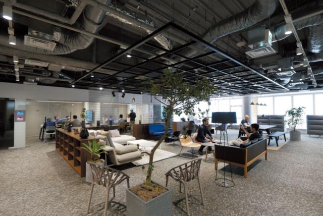 2018年4月にオープンしたパナソニック アプライアンス社の「Panasonic Design Kyoto」。大阪や滋賀にあったデザイン拠点を京都に集結。オープンイノベーションを掲げるなど、新しいデザイン拠点を目指す
