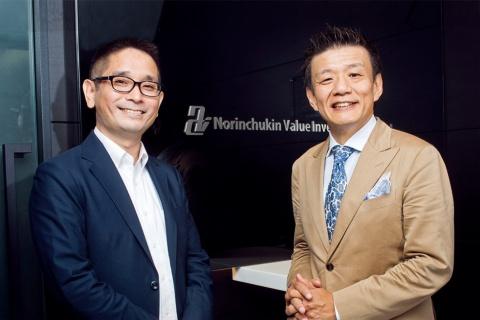 【速報】刀&農林中金NVICが協業を表明 森岡毅が金融改革を語る!(画像)