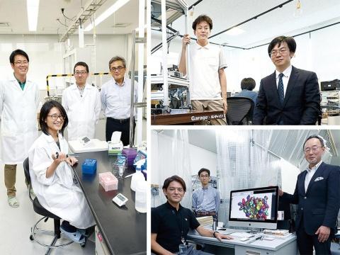 AI、ロボットが薬の常識を変える! 日本発の斬新ベンチャー3社(画像)