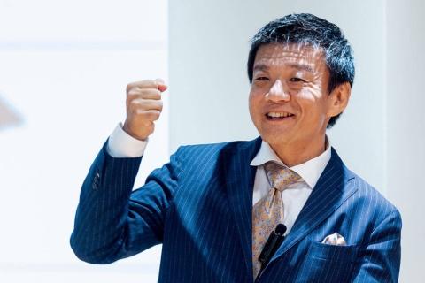 「刀」代表取締役CEO 森岡 毅氏