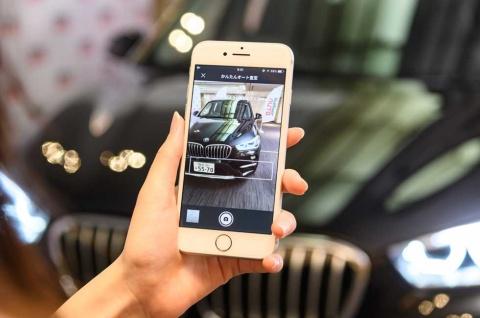 スマホで写真を撮り、車両情報を入力するだけで査定額を表示する「ガリバーオート」。AIと人力を組み合わせて生まれた