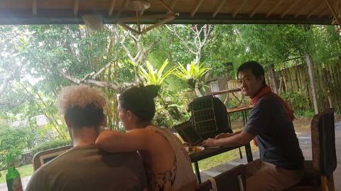 インドネシア・バリ島を本拠地にリゾートワーカーとして働く尾原和啓氏(写真/尾原 和啓氏)