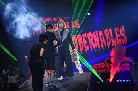 IWGPヘビー級・IWGPインターコンチネンタル王者の内藤哲也選手らが出場した