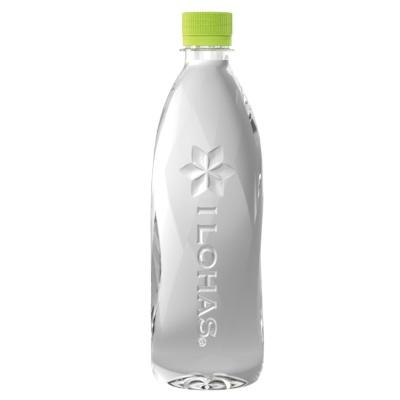 20年4月からECで販売しているコカ・コーラシステムの「い・ろ・は・す 天然水 ラベルレス」。同年8月から「綾鷹」「カナダドライ ザ・タンサン・ストロング」「爽健美茶」のラベルレス商品の販売も開始した(写真提供/日本コカ・コーラ)