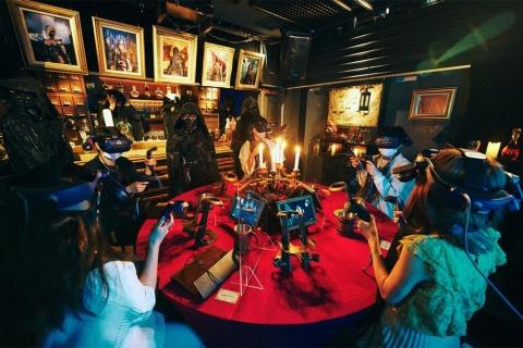 ドラゴンやスライムが味わえる? VR活用の「RPGレストラン」に潜入(画像)