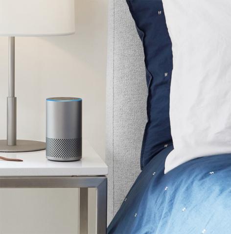 リビング、寝室、書斎…Amazon Echoを1部屋1台に設置する家庭も