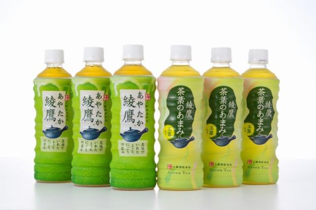 日本コカ・コーラを代表する緑茶ブランドに成長した「綾鷹」
