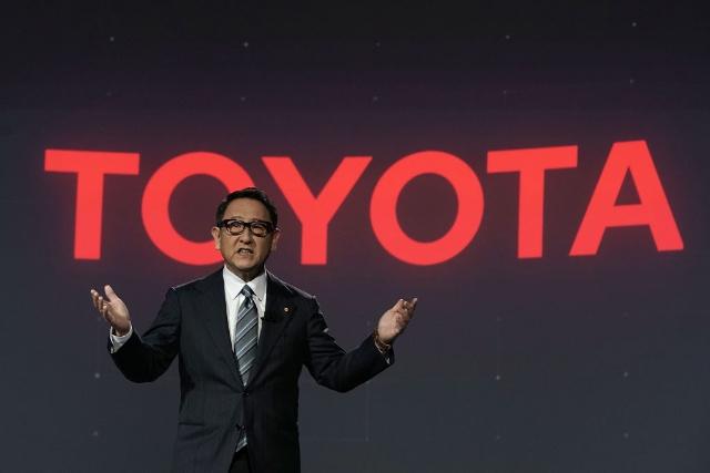 今年1月のCES 2018で、トヨタ自動車・豊田章男社長は「クルマ会社を超え、人々のさまざまな移動を助ける会社、モビリティカンパニーへと変革することを決意しました」と宣言 ©Alex Wong