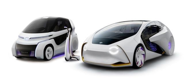 """トヨタは、AIがドライバーを助ける新しい""""愛車""""を目指す(画像)"""