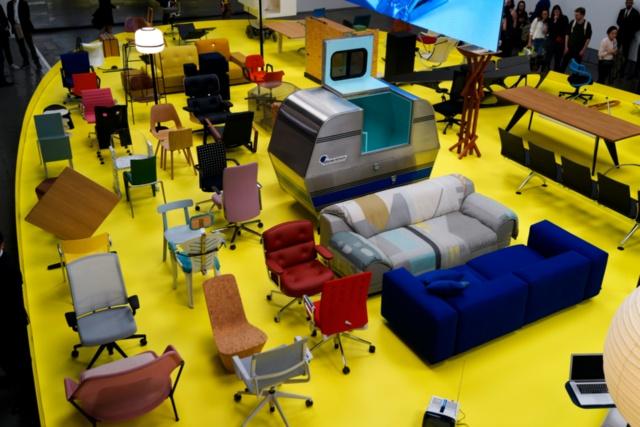 ミラノサローネ、世界のデザイントレンドを感じる場(画像)