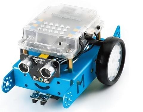 組み立て式のmBot