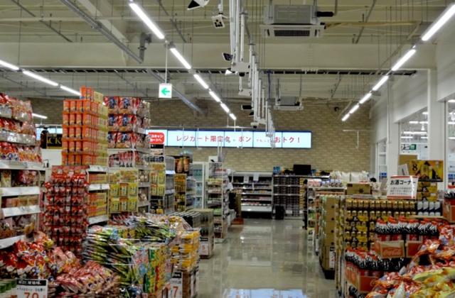 トライアルカンパニーのAI活用店舗「スーパーセンタートライアル アイランドシティ店」(福岡市)
