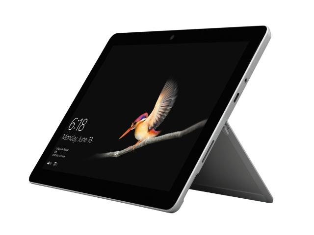 「Surface Go」は別売りキーボードで軽量ノートに(画像)