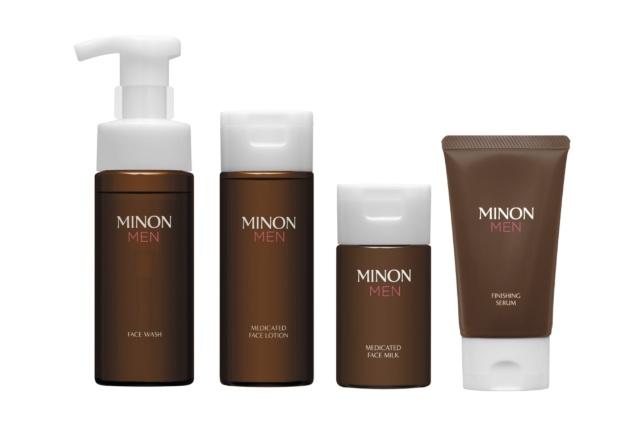 洗顔料、化粧水、乳液、仕上げの美容液まで4商品をラインアップ