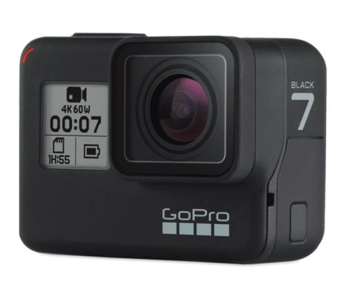 GoProの新モデルはSNS向き 手ブレも大幅に軽減(画像)