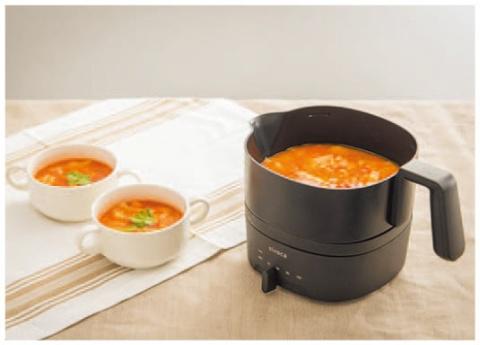 ミネストローネなどの鍋料理
