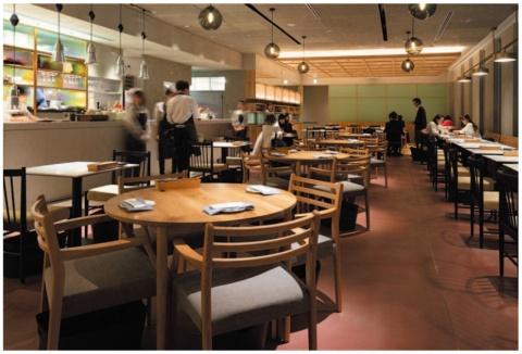 favyの新業態店 フレンチ、和食…最大5人のシェフが料理を提供(画像)