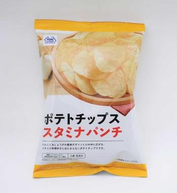 第4弾「ポテトチップス スタミナパンチ」