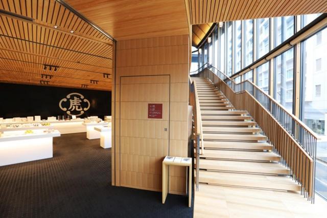 虎屋社長決断の裏側 とらや赤坂店の高層ビル化計画を低層に変更(画像)
