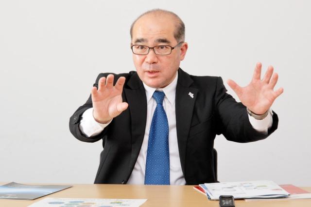 統数研・樋口所長から見た日本のデータサイエンスの課題(画像)