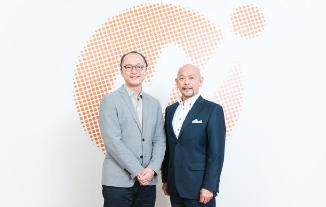 マネーフォワード取締役 兼 Fintech研究所長の瀧俊雄氏(左)と音部大輔氏