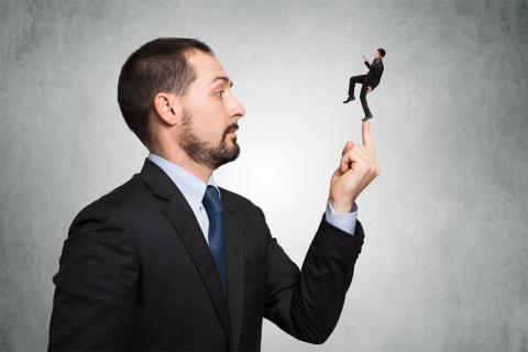 大企業とスタートアップの関係性を示したイメージ(写真/Shutterstock)