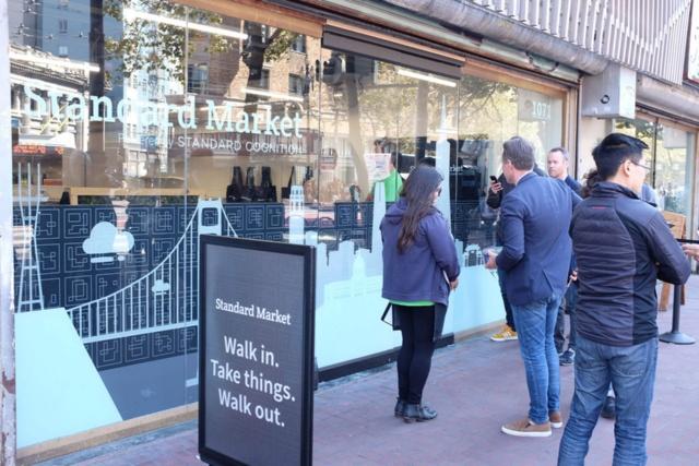 スタンダード・コグニションの実験店舗がサンフランシスコにオープンした