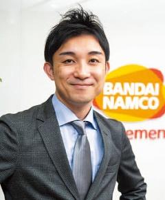 バンダイナムコアミューズメント ハムリーズプロジェクト リーダー 甲斐啓介氏