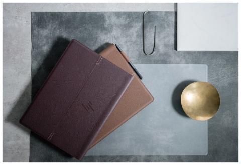 米HPの革製PC デザインの工夫が成熟製品をイノベーティブに(画像)