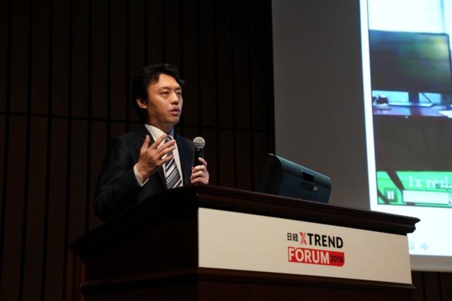 東京大学大学院工学系研究科特任准教授の松尾豊氏